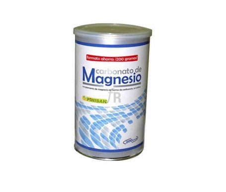 Pinisan Carbonato De Magnesio, 200 G - Farmacia Ribera