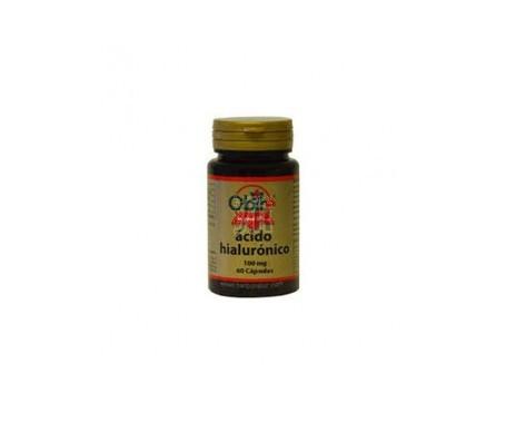 Obire Ácido Hialurónico 100 Mg 60 Cápsulas - Farmacia Ribera