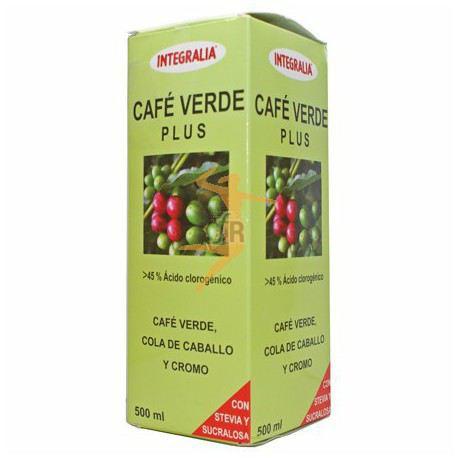 Cafe Verde Plus 500 Ml. - Integralia
