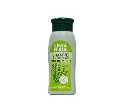 Linea Verde Champú Antigrasa Con Romero 400 Ml - Farmacia Ribera