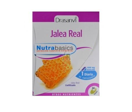 Drasanvi Jalea Real 24 Perlas - Farmacia Ribera