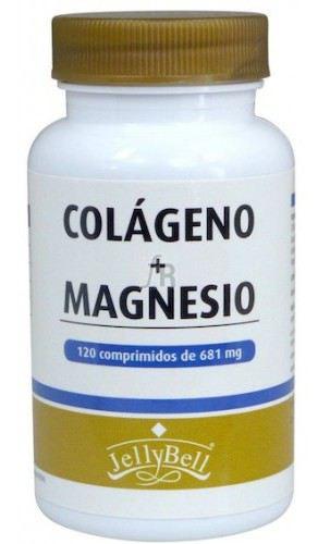 Colageno Con Magnesio 120 Comp.