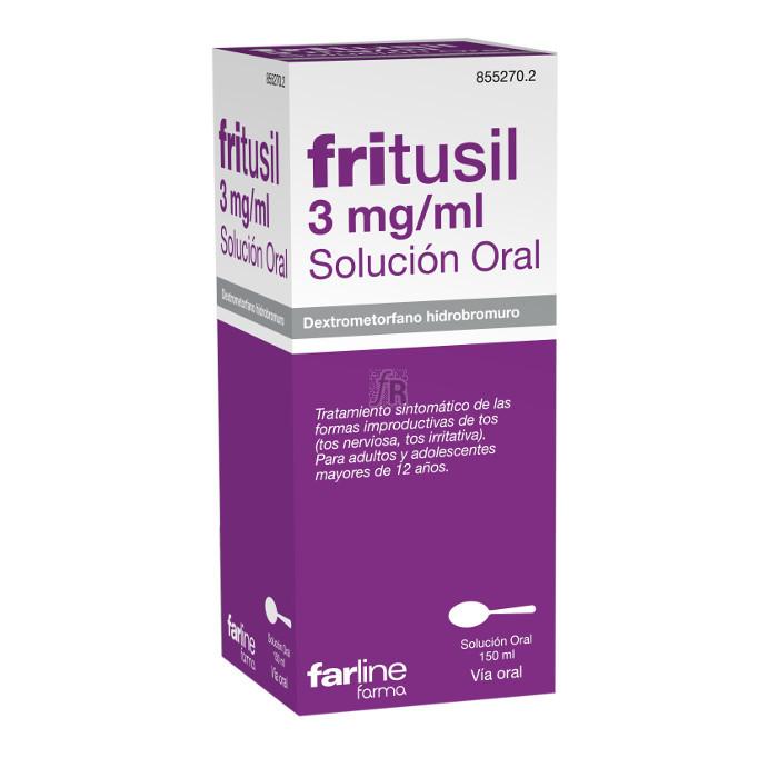 Fritusil (3 Mg/Ml Solucion Oral 150 Ml)