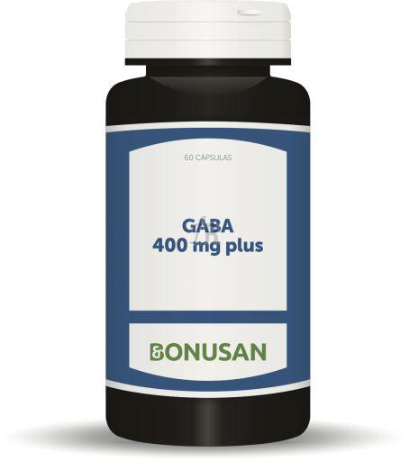 Gaba Plus 400Mg. 60 Cap.  - Bonusan
