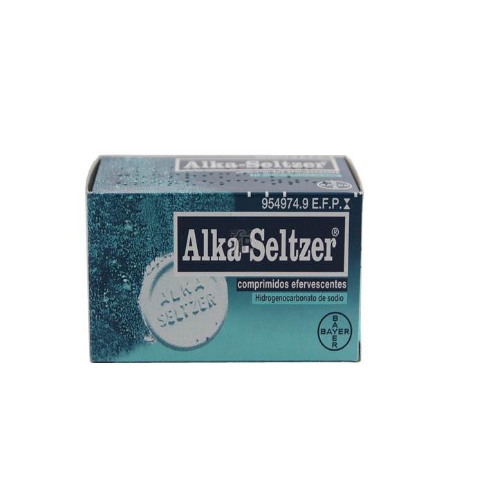 Alka-Seltzer (2.1 G 20 Comprimidos Efervescentes) - Bayer