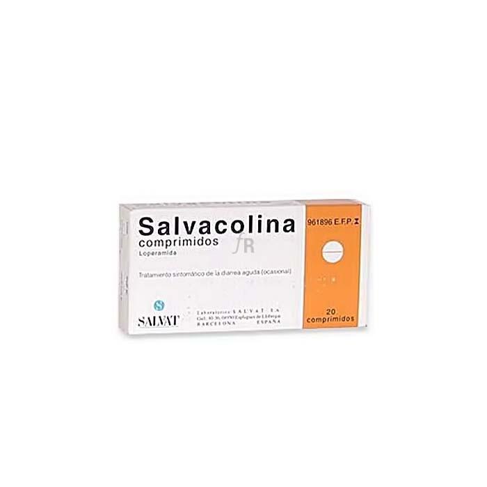 Salvacolina (2 Mg 20 Comprimidos) - Salvat