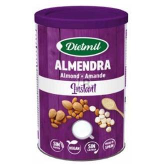 Diemilk Leche De Almendra En Polvo Instantan 400G