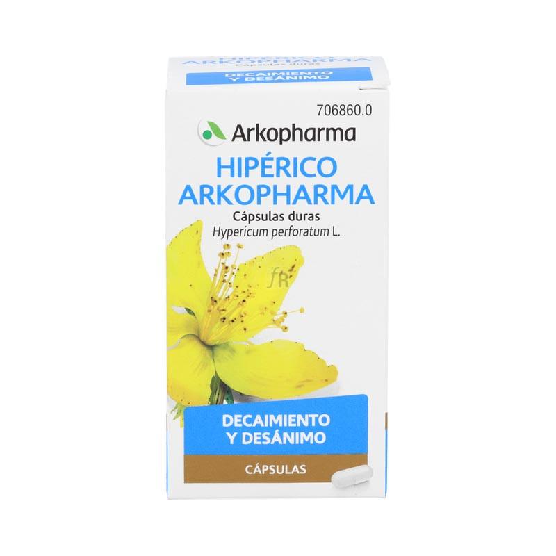 Hiperico Arkopharma 185 Mg 42 Capsulas