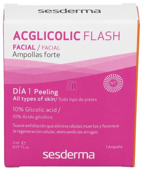 Acglicolic + C-Vit Tratamiento Intensivo Peelin