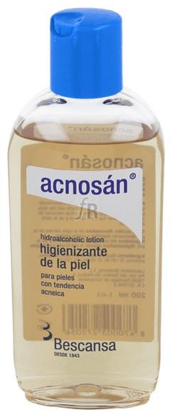 Acnosan Solucin Topica 200 Ml. - Varios