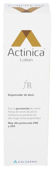 Actinica Loción Prevención Cáncer Cutaneo No Melanoma 80 Gr - Varios