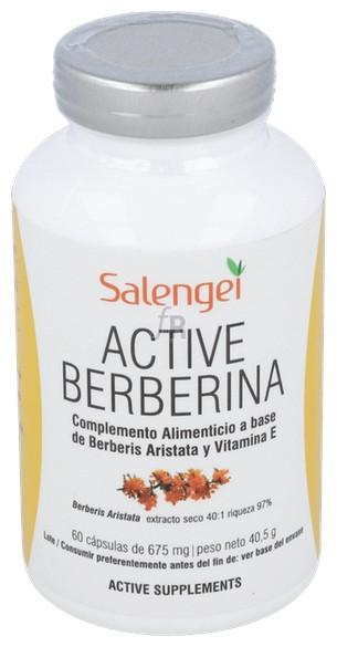 Active Berberina Salengei 110 Caps - Salengei