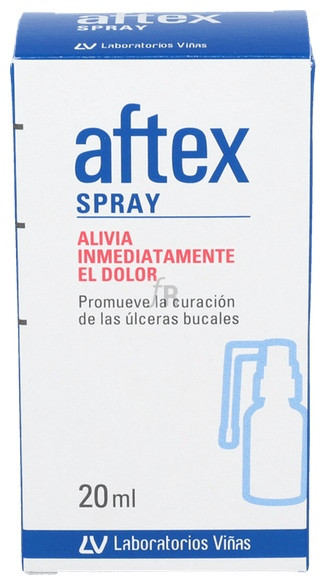 Aftex Spray 20 ml.