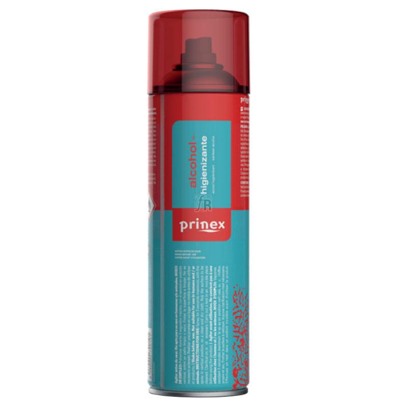 Alcohol Higienizante Prinex 500 ML.