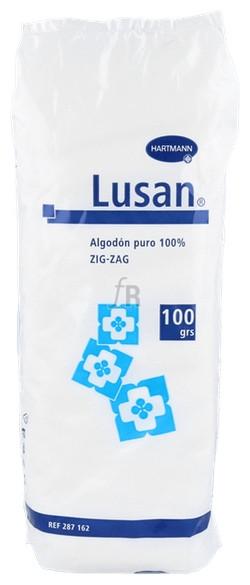 Algodon Zig-Zag Puro Lusan 100 G. - Varios