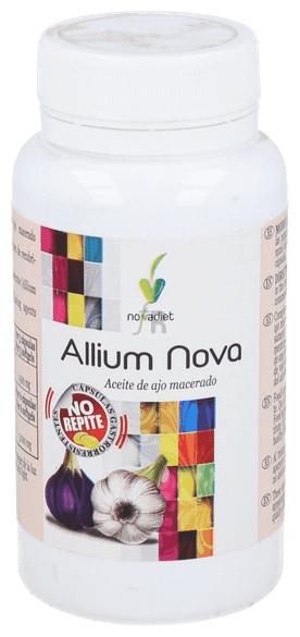 Allium Nova 120 Cap.  - Novadiet