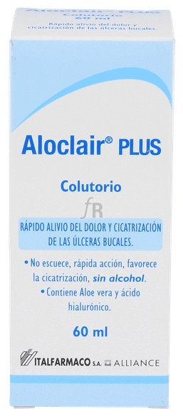 Aloclair Plus Colutorio 60 Ml - Italfarmaco