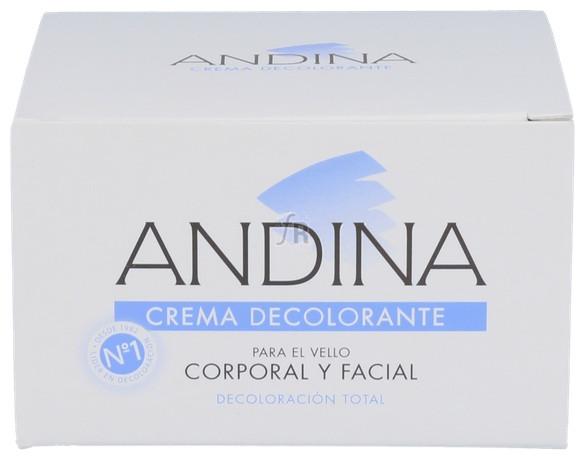 Andina Crema Decolorante
