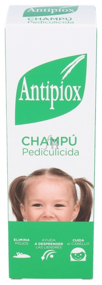 Antipiox Champú 150 Ml - Farmacia Ribera