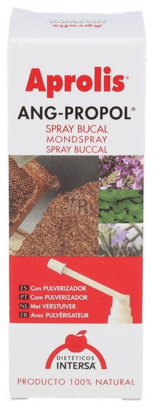 Aprolis Angi-Propol Spray Bucal 15 Ml. - Varios