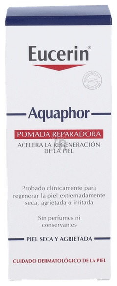 Aquaphor Pomada Regeneradora Eucerin