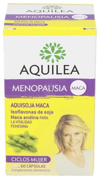 Aquilea Aquisoja Maca 60 Cápsulas.