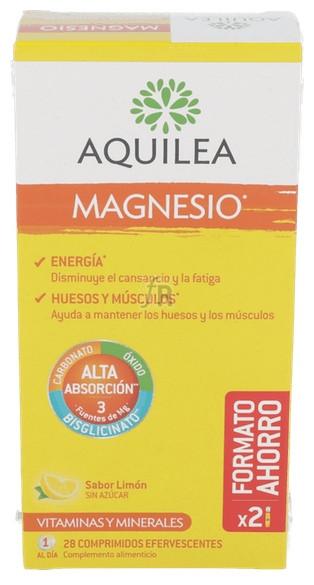 Magnesio Aquilea 300 Mg. 28 Comprimidos Efervescentes