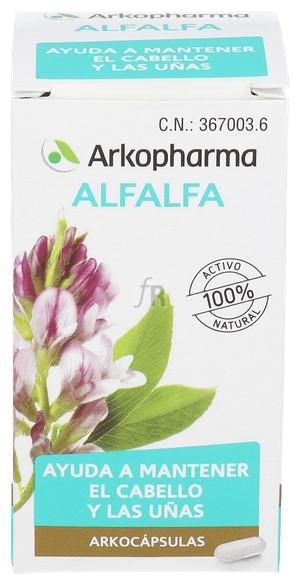 Arkocápsulas Alfalfa 50 Cápsulas