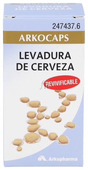 Arkocapsulas Levadura de Cerveza 50 Cápsulas