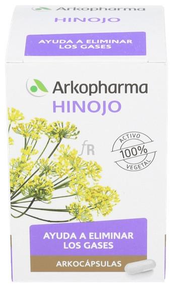 Arkopharma Arkocaps Hinojo 84 Cápsulas - Farmacia Ribera