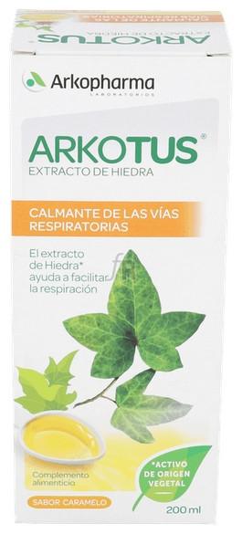 Arkotus - Jarabe Al Extracto De Hiedra 200 Ml - Farmacia Ribera