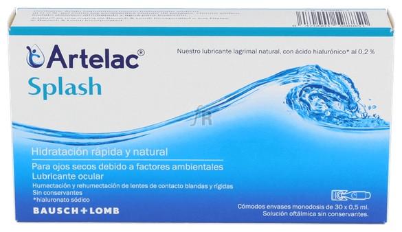 Artelac Splash 0,5 Ml 30 Unidosis - Varios