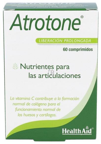 Atrotone 60 Comprimidos - Health Aid