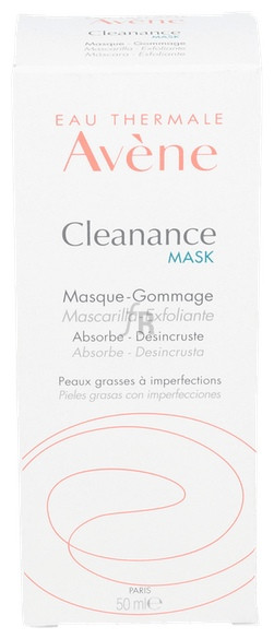 Avene Clenance Mascarilla 50 Ml