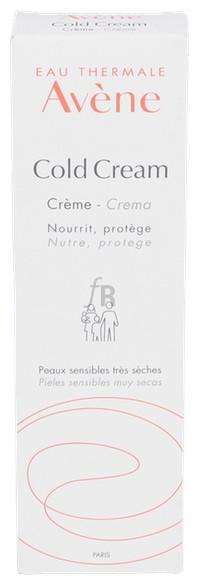 Avene Cold Cream Al Agua Termal 40 Ml - Pierre-Fabre
