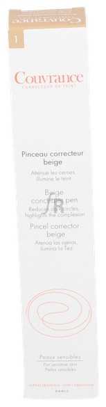 Avene Couvrance Pincel Corrector Beige 1, 85 ML