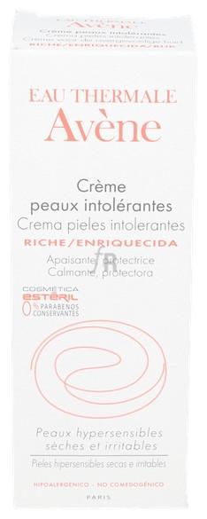 Avene Crema Para Pieles Intolerantes Enriquecida - Pierre-Fabre