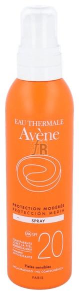 Avene Spf 20  Spray Proteccion Media 200 Ml - Pierre-Fabre