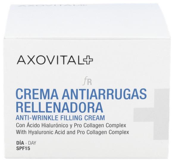 Axovital Crema Antiarrugas Dia Spf15 50 Ml - Farmacia Ribera