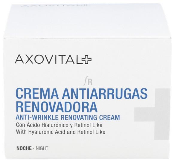 Axovital Crema Antiarrugas Noche 50 Ml - Farmacia Ribera