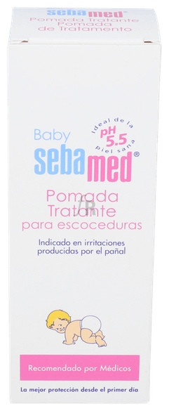 Baby Sebamed Crema Infantil 100 Ml