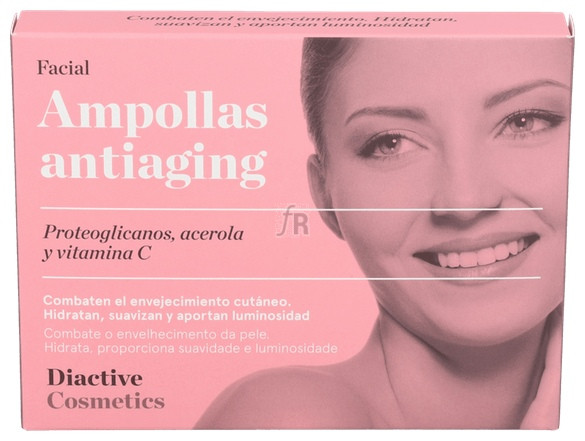 Bactinel Ampollas Antiaging Facial 2 Ml 5 Ampoll - Diafarm