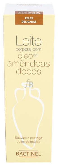 Bactinel Leche Al Aceite De Almendras Dulc - Diafarm