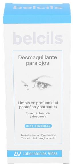 Belcils Gel Desmaquillante Ojos Con Azuleno 75 M