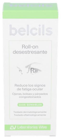 Belcils Roll-On Contorno De Ojos Desestresante 8