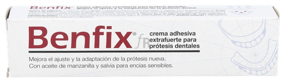 Benfix Crema Adhesiva