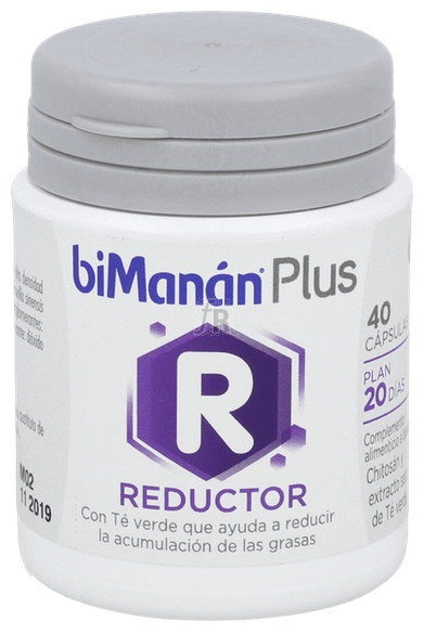 Bimanán Plus Reductor