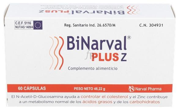 Birnaval Plus 60 Cápsulas