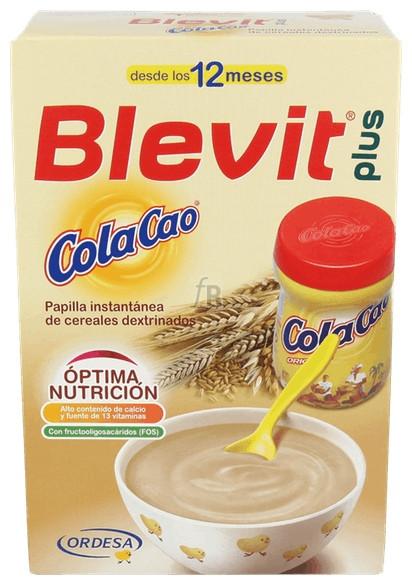 Blevit Plus Con Cola Cao  Con Efecto Bífidus 300