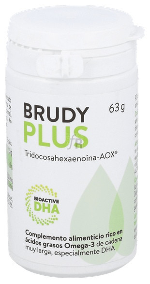 Brudy Plus 90 Capsulas Brudy Technology